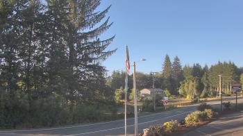 Live Camera from Wishkah Valley School, Wishkah, WA