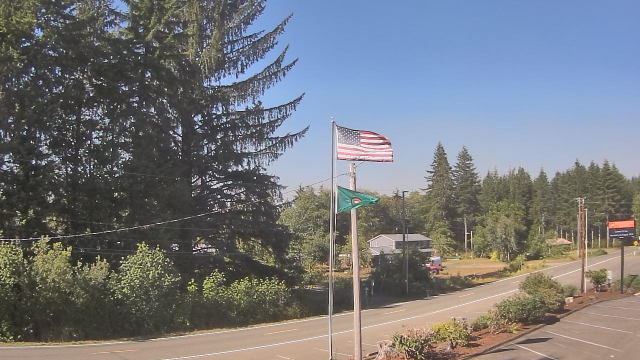 Live Camera from Wishkah Valley School, Wishkah, WA 98520