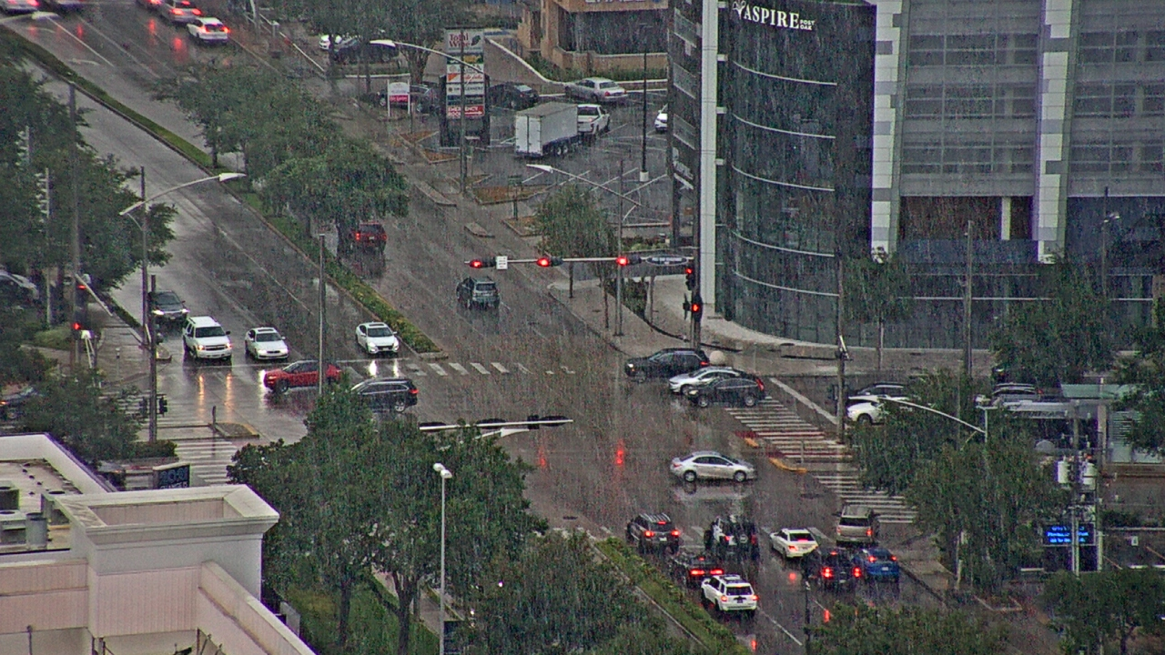 Live Camera from Amegy Bank of Texas, Houston, TX 77027