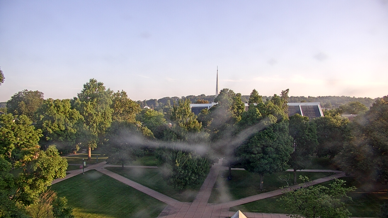 Live Camera from Lebanon Valley College, Annville, PA 17003