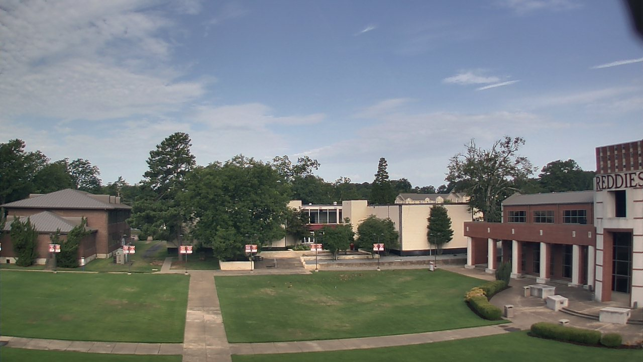 Live Camera from Henderson State University, Arkadelphia, AR 71999
