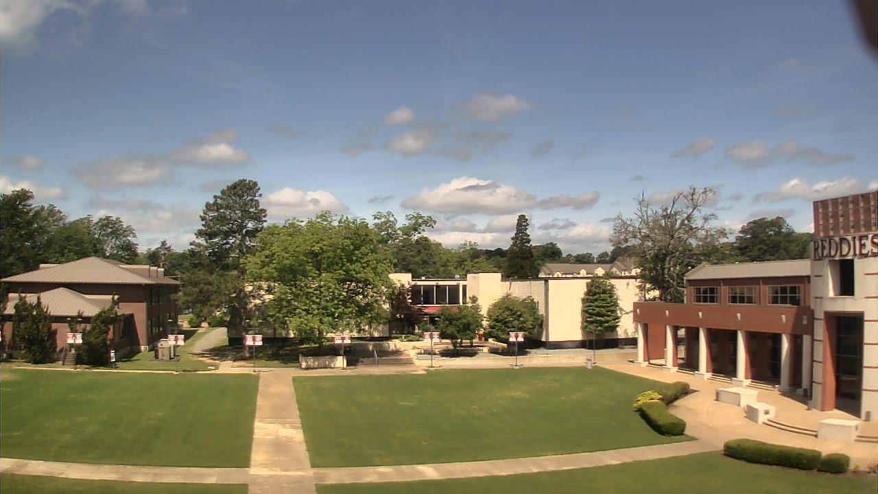 Live Camera from Henderson State University, Arkadelphia, AR 71999