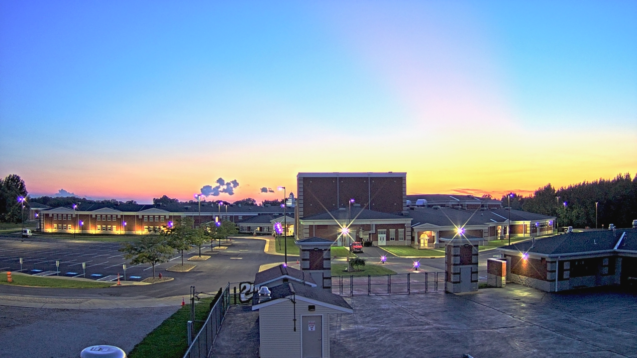 Live Camera from Lakeside HS, Ashtabula, OH 44004