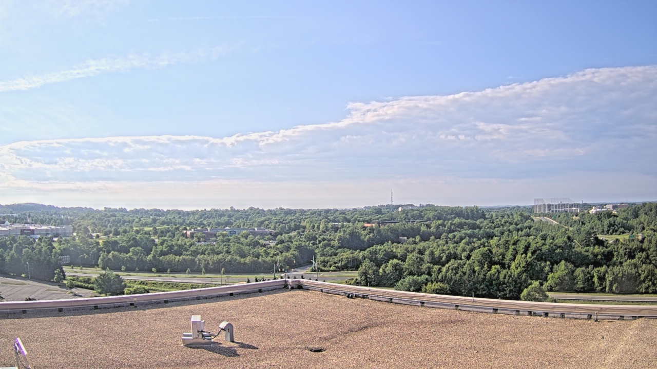 Live Camera from WeatherBug Headquarters, Germantown, MD 20876