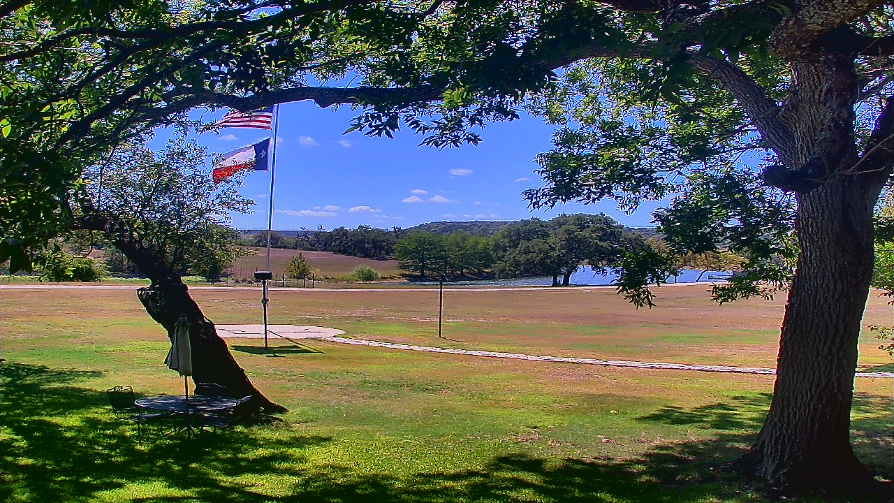 Live Camera from Camp Verde Ranch, Camp Verde, TX 78010