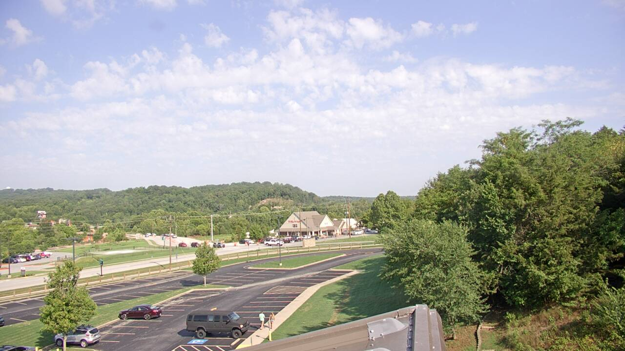 Live Camera from Cooper Elementary, Bella Vista, AR 72714