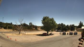 Live Camera from Clover Flat ES, Boulevard, CA