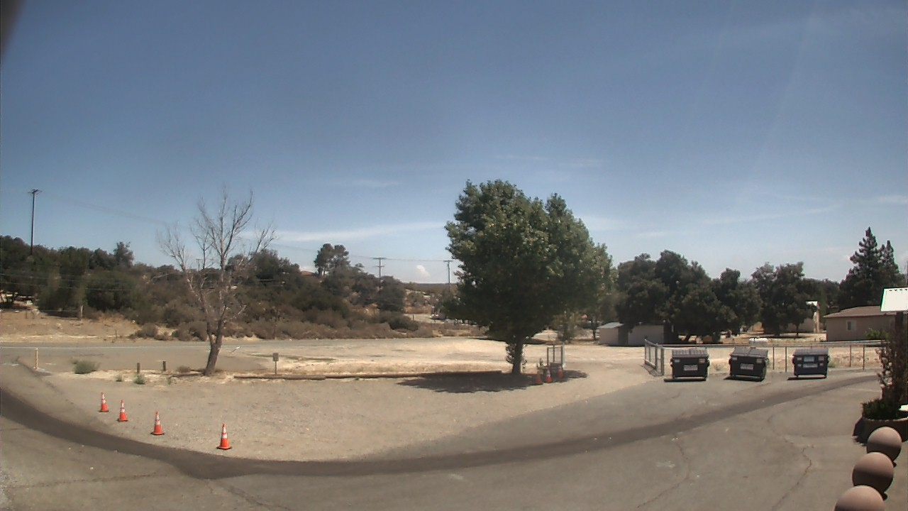 Live Camera from Clover Flat ES, Boulevard, CA 91905