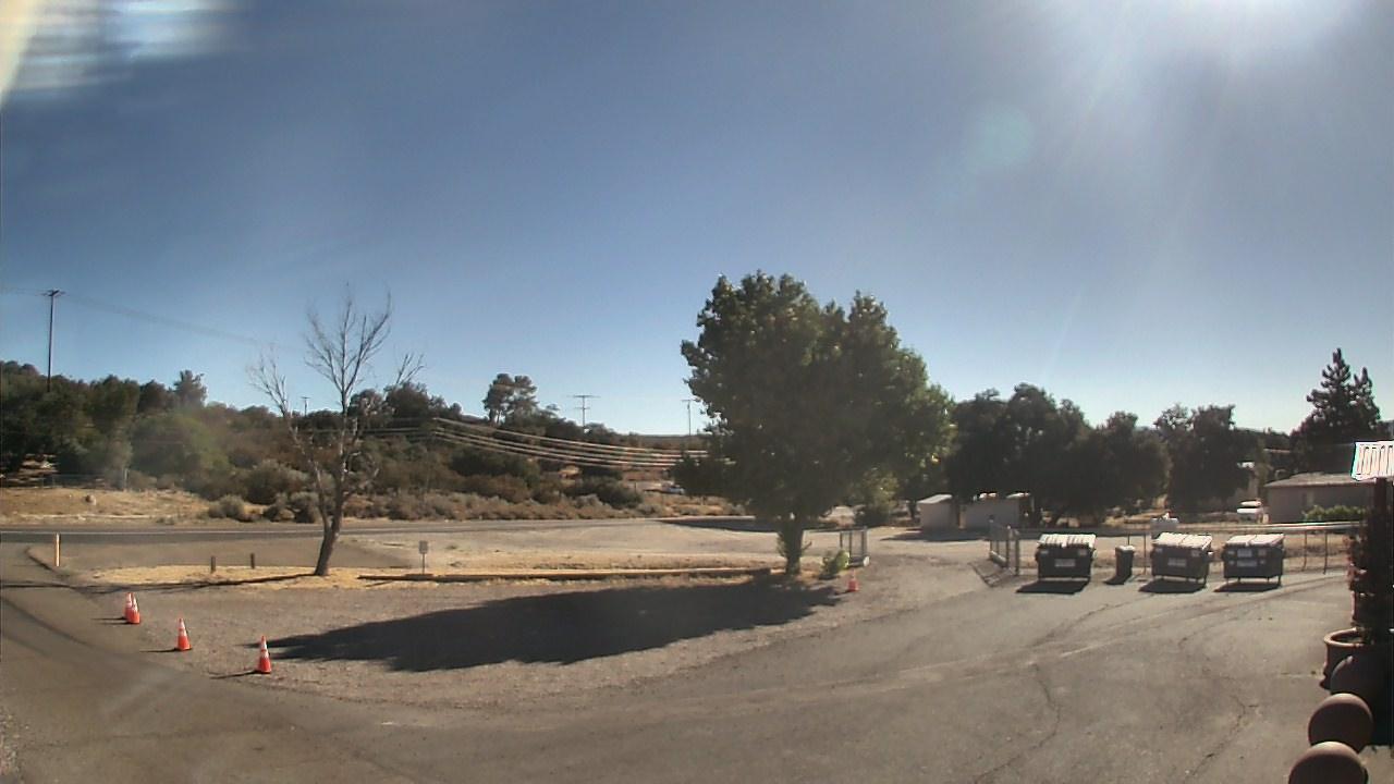 Live Camera from Clover Flat ES, Boulevard, CA 91905
