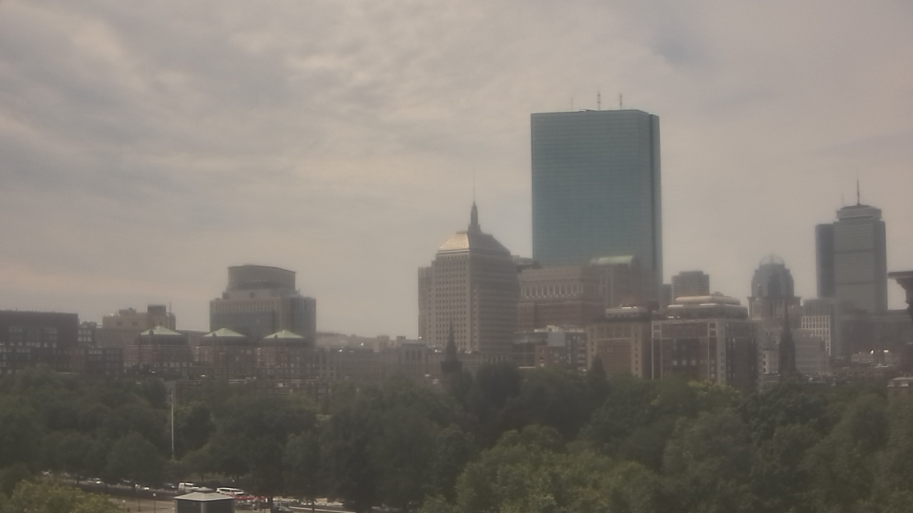 Live Camera from American Meteorological Society, Boston, MA 02108