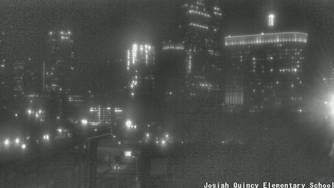 Live Camera from Josiah Quincy ES, Boston, MA 02111
