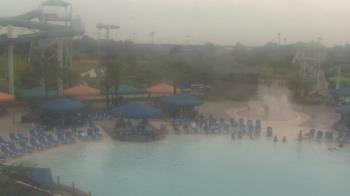 Live Camera from Pirates Bay Water Park, Baytown, TX