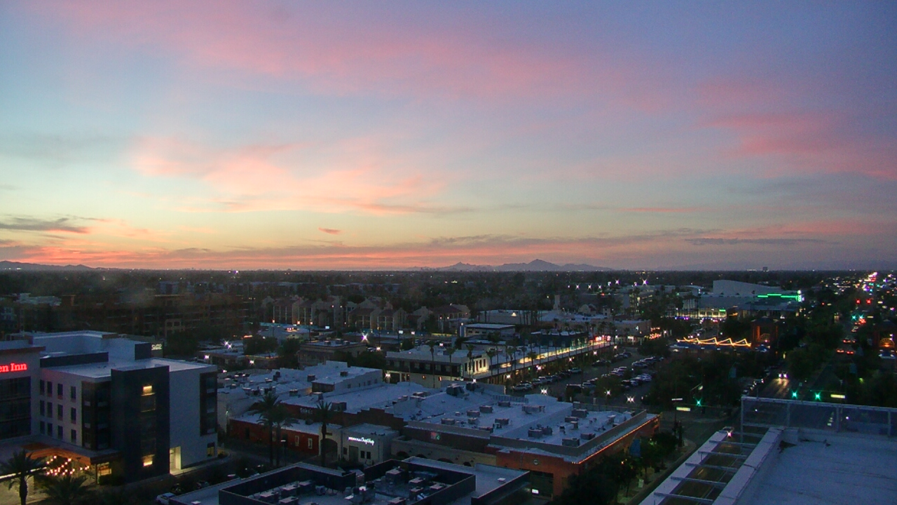 Live Camera from Chandler City Hall, Chandler, AZ 85225