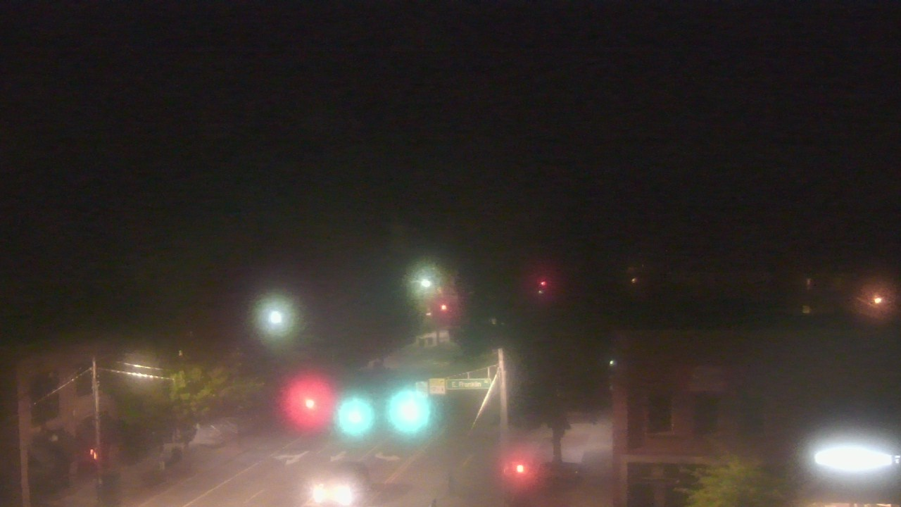 Live Camera from Top of the Hill Restaurant, Chapel Hill, NC 27514