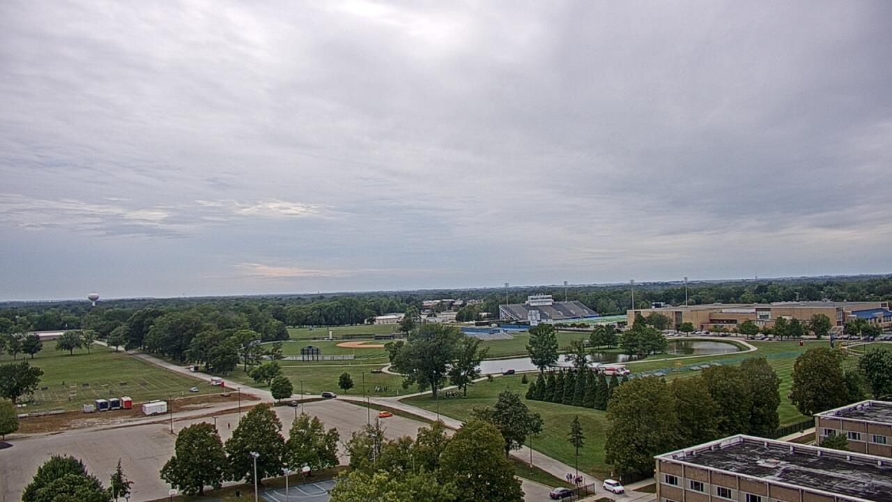 Live Camera from Eastern Illinois University, Charleston, IL 61920