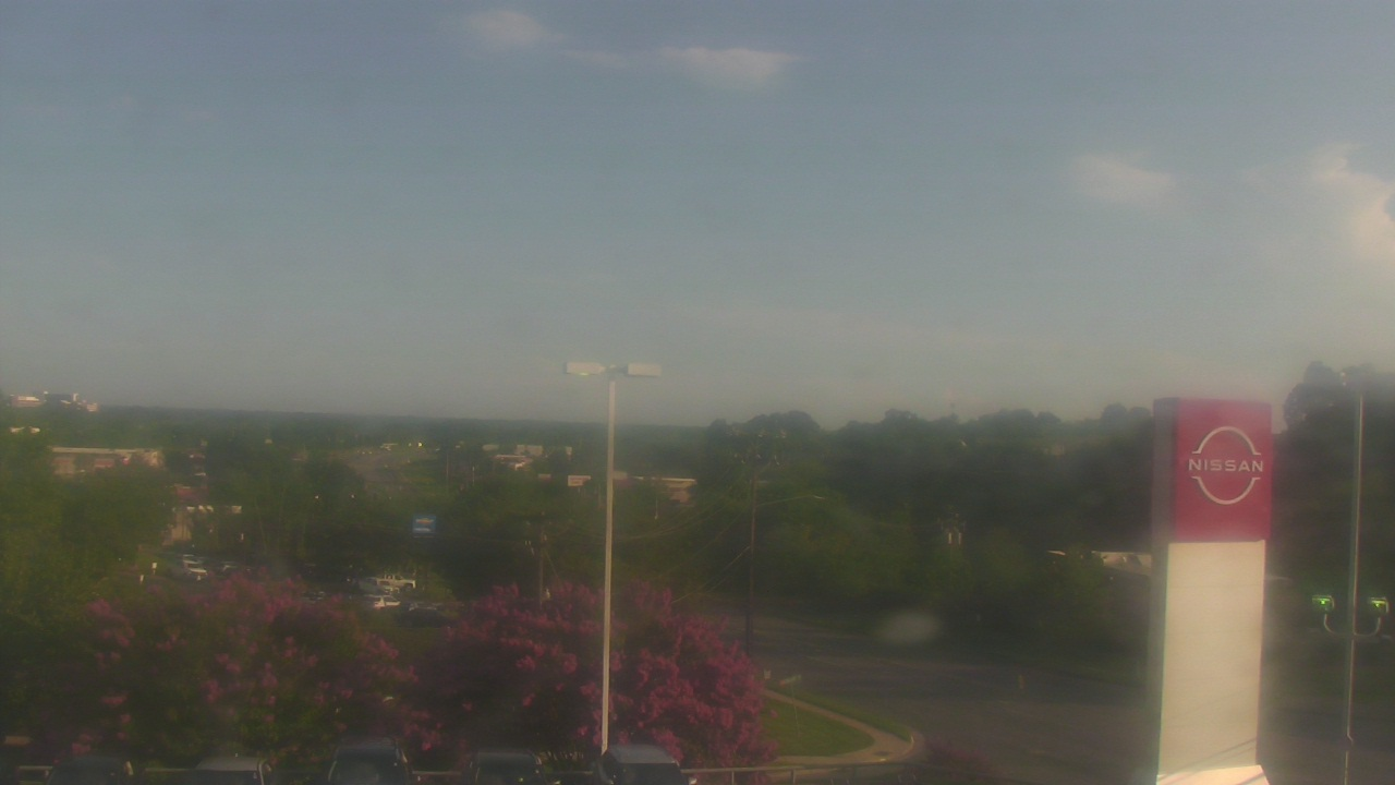 Live Camera from Scott Clarks Nissan, Charlotte, NC 28273