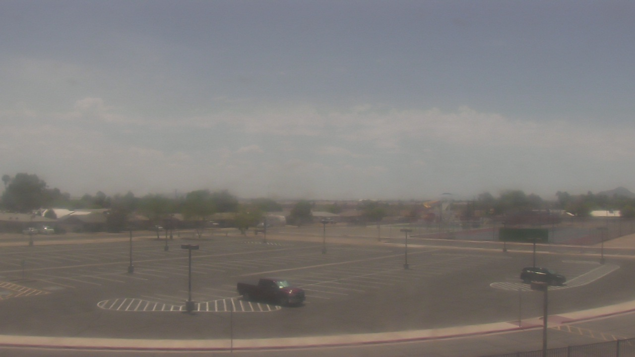 Live Camera from Coolidge High School, Coolidge, AZ 85228