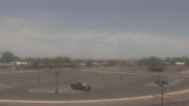 First Alert Skycam Network - Coolidge High School Camera