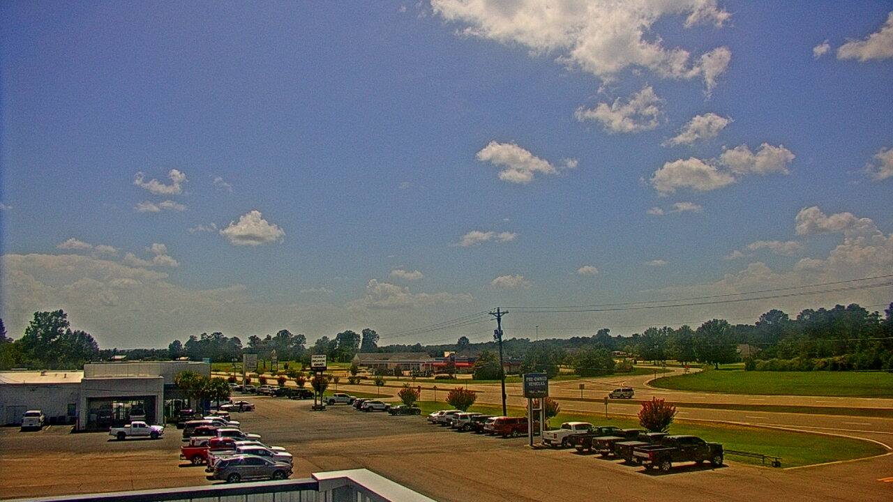 Live Camera from Mack Grubbs, Columbia, MS 39429