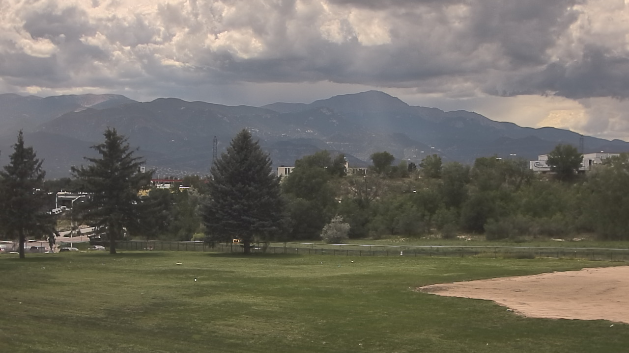 Live Camera from Jack Swigert Aerospace Academy, Colorado Springs, CO 80909