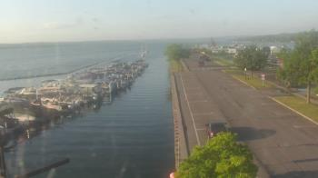 Live Camera from Finger Lakes Visitors Connection, Seager Marine, Canandaigua, NY