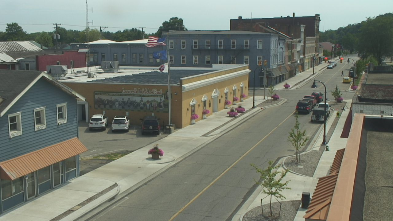 Live Camera from City of Connersville, Connersville, IN 47331
