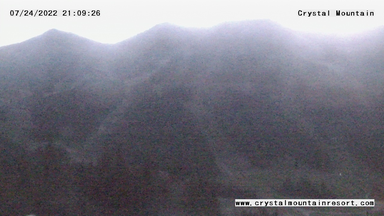 Live Camera from Crystal Mountain Inc, Enumclaw, WA 98022
