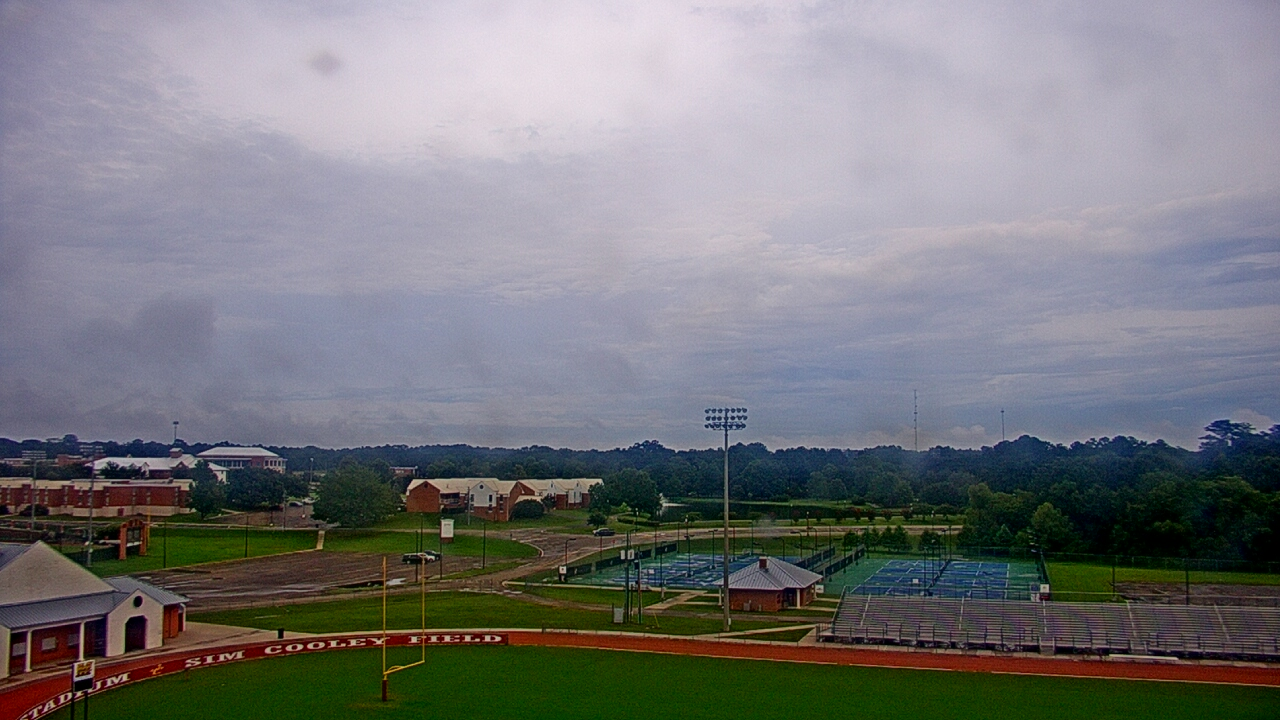 Live Camera from Jones  County Junior College, Ellisville, MS 39437