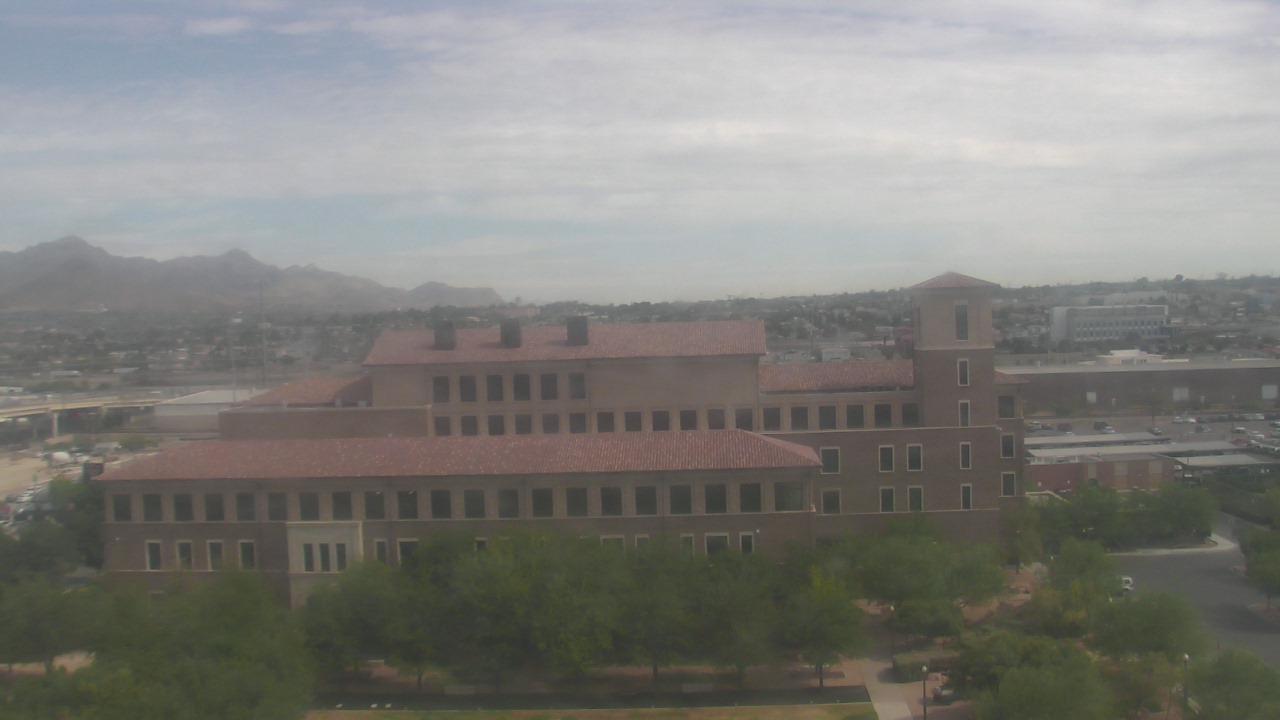 Live Camera from Texas Tech University Health Sciences Center, El Paso, TX 79905