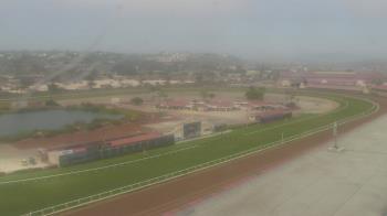 Live Camera from Del Mar Fairgrounds, Del Mar, CA