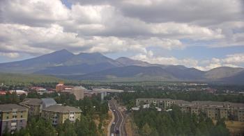 Live Camera from Northern Arizona University, Flagstaff, AZ