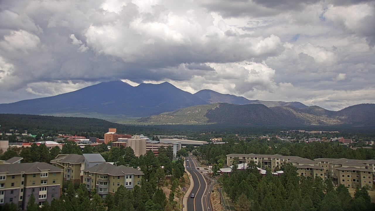 Live Camera from Northern Arizona University, Flagstaff, AZ 86001