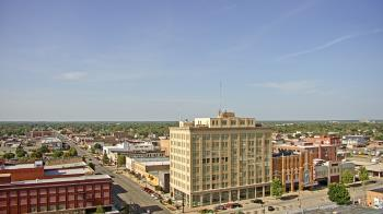 Live Camera from First National Bank Hutchinson, Hutchinson, KS