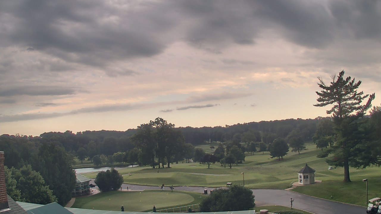 Live Camera from Army Navy Country Club - Fairfax, Fairfax, VA 22030