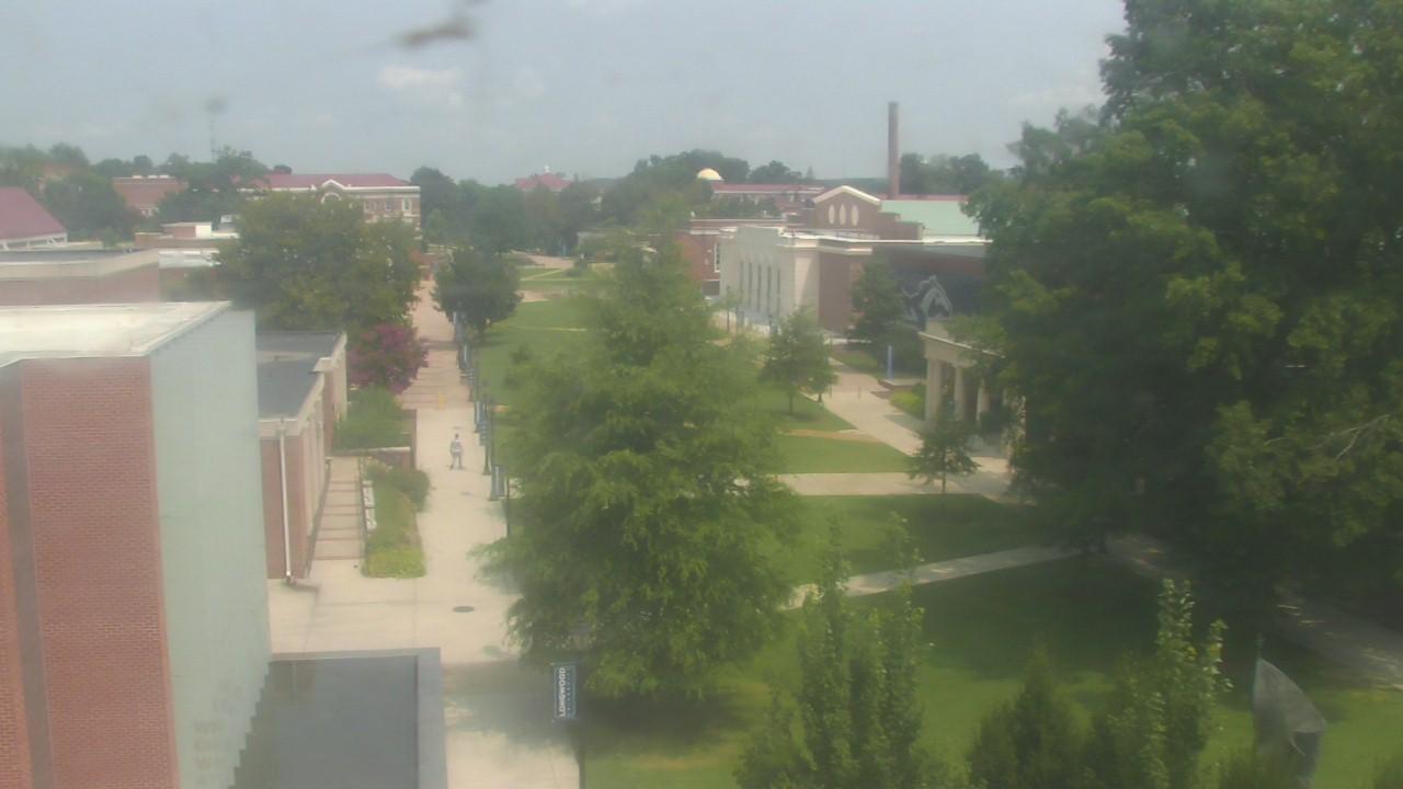 Live Camera from Longwood University, Farmville, VA 23909