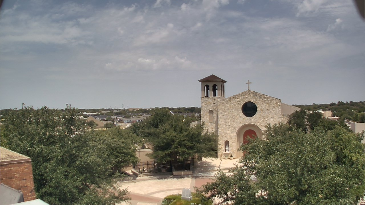 Live Camera from Mary Immaculate School, Dallas, TX 75234