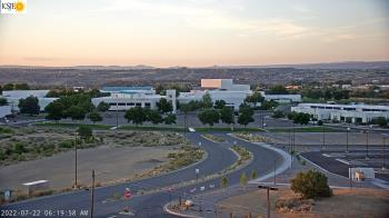 Live Camera from KSJE-San Juan College, Farmington, NM