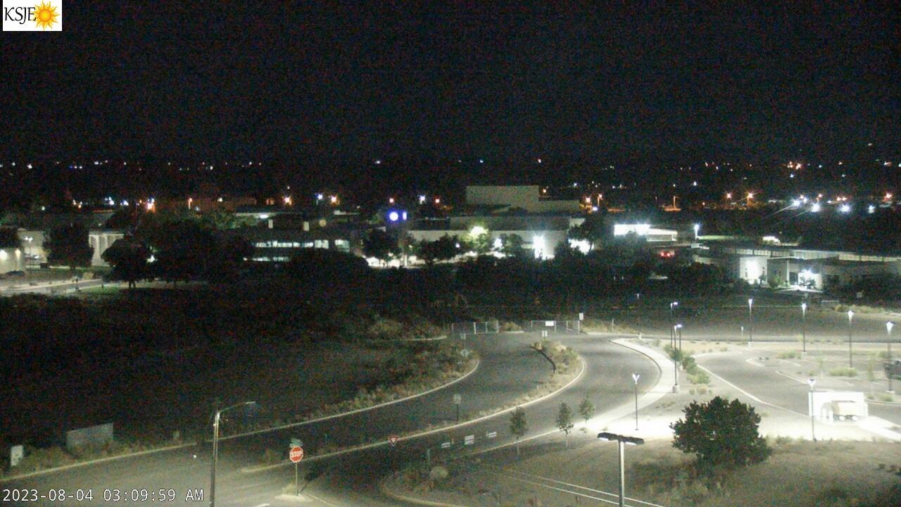 Live Camera from KSJE-San Juan College, Farmington, NM 87402