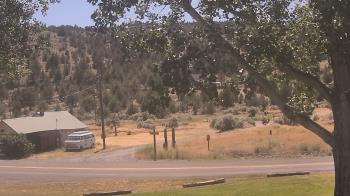 Live Camera from Frenchglen ES, Frenchglen, OR
