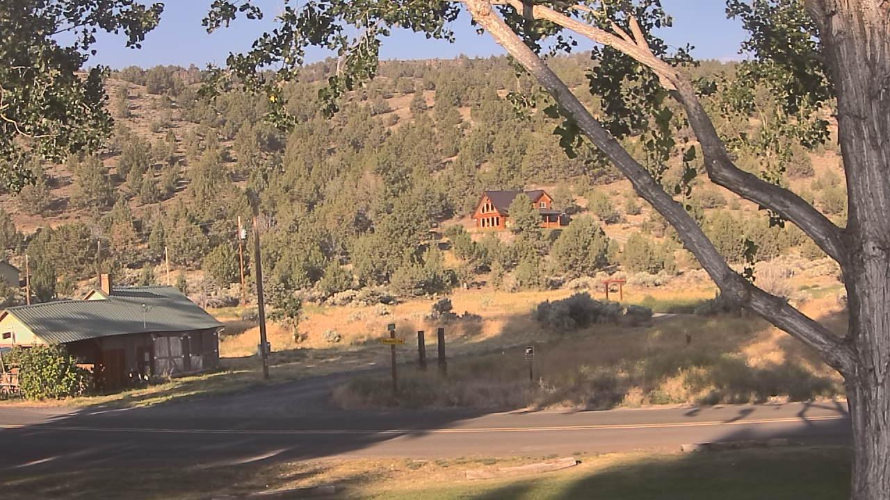 Live Camera from Frenchglen ES, Frenchglen, OR 97736