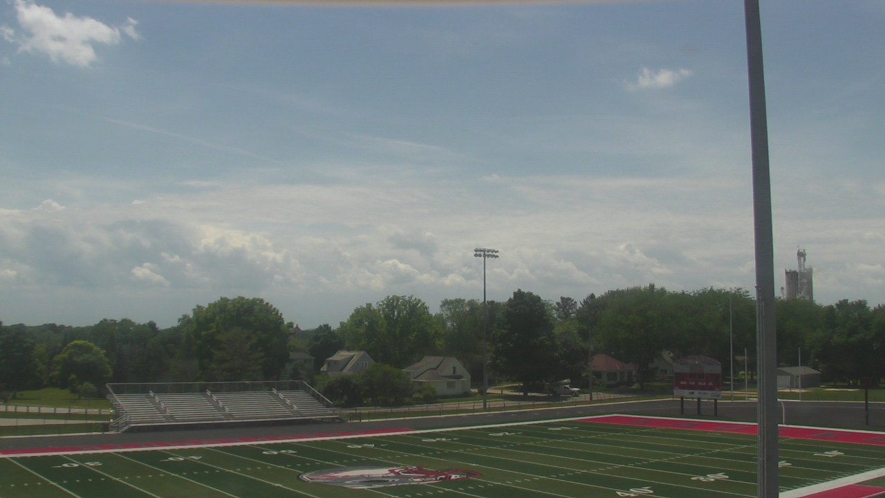 Live Camera from Frankenmuth High School, Frankenmuth, MI 48734