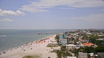Live Camera from GullWing & DiamondHead Beach Resorts, Ft. Myers Beach, FL