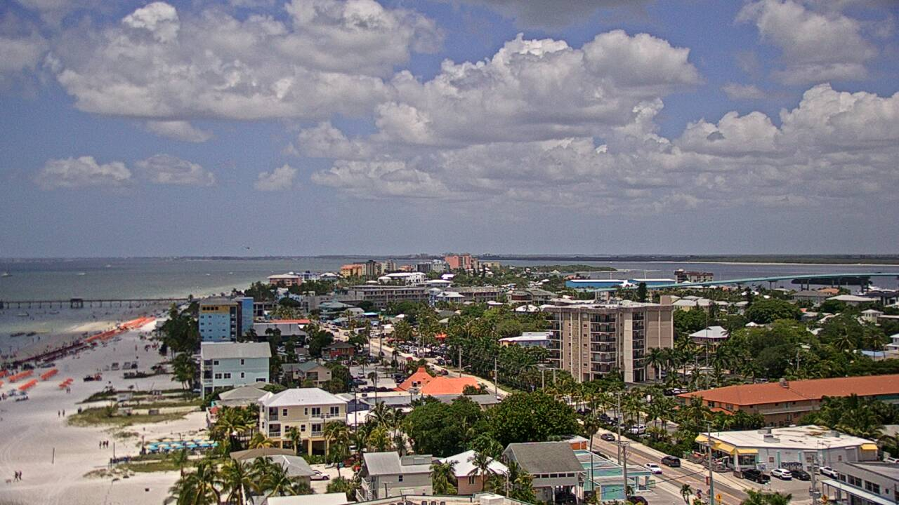 Fort Myers Beach Cam