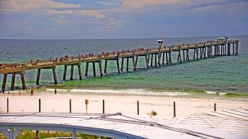 Live Camera from The Gulfarium, Fort Walton Beach, FL