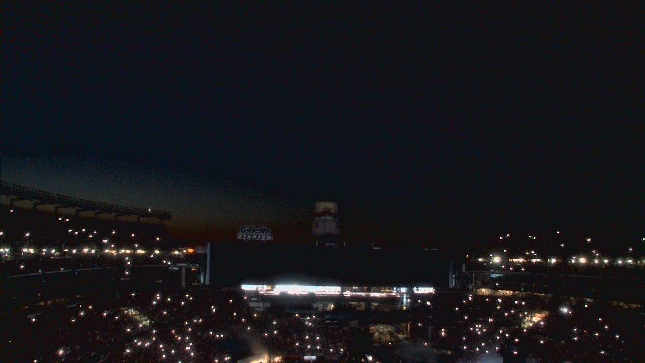 Live Camera from Gillette Stadium, Foxboro, MA 02035