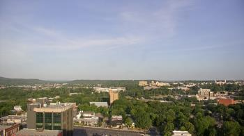 Live Camera from Hotel Chancellor, Fayetteville, AR