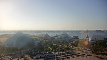 Live Camera from Moody Gardens, Inc., Galveston, TX 77554
