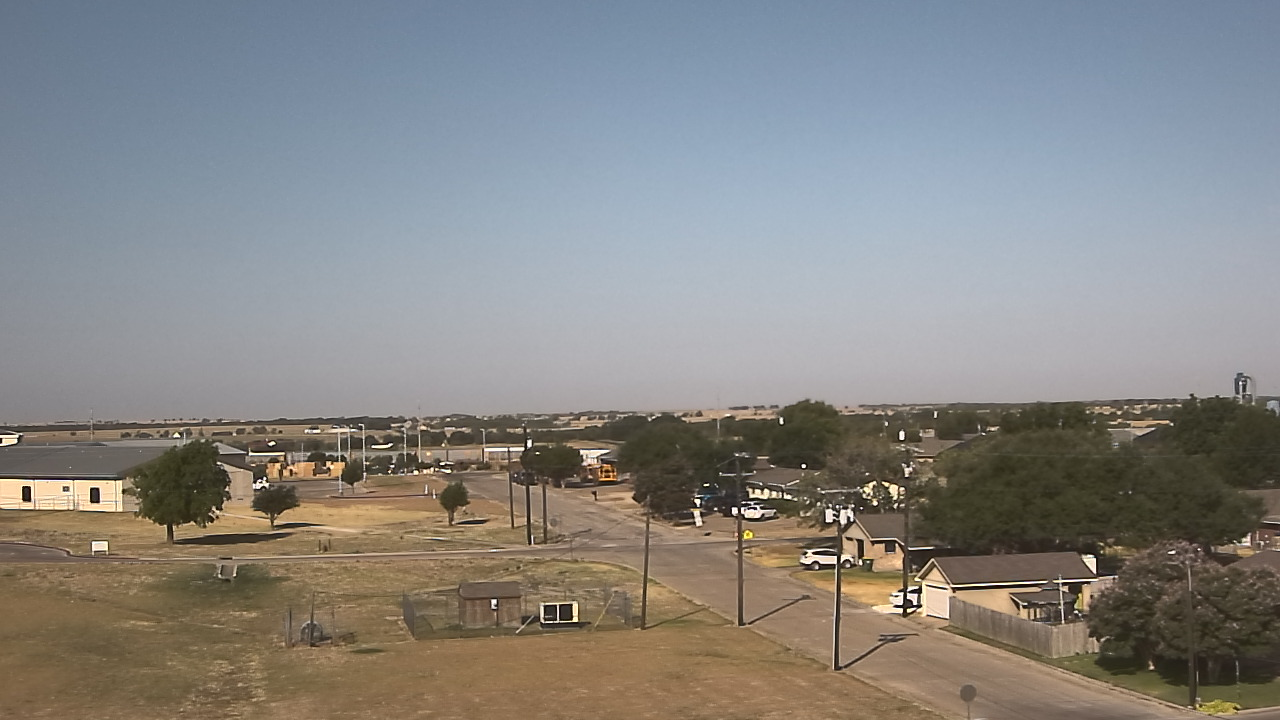 Live Camera from Grandview Elementary School, Grandview, TX 76050