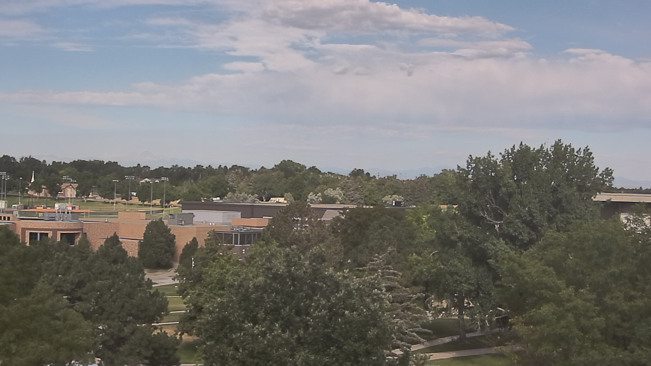 Live Camera from University of Northern Colorado, Greeley, CO 80639