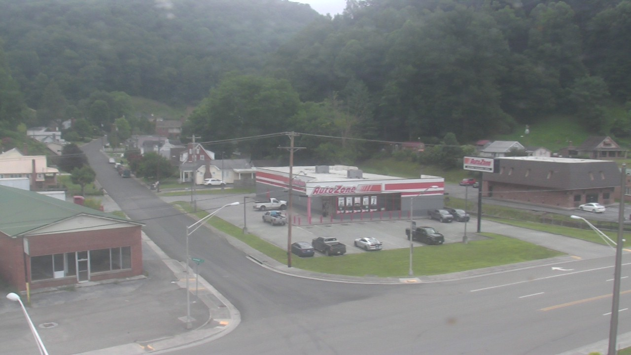 Live Camera from Grundy National Bank, Grundy, VA 24614